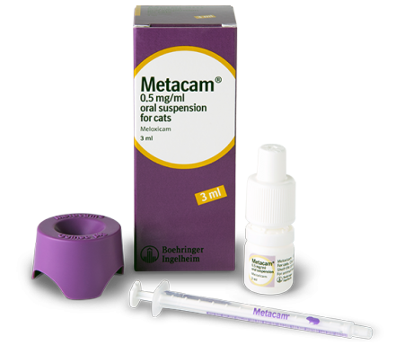 Metacam Packaging
